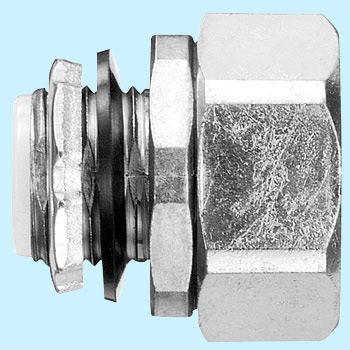 Connector, With Thin Steel Conduit Male Thread