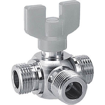 3 Way Ball Replacement Valve 13