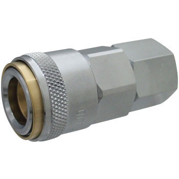 One Touch Socket Coupler, For Male Screw Mounting