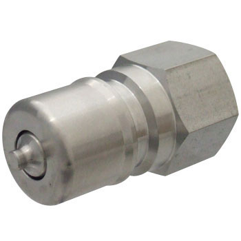 SUS Made Plug Coupler for Valve Type Medium Pressure