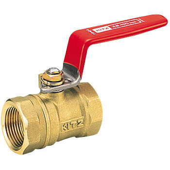 400 Type  Brass Ball Valves, Standard Bore, ZS Series