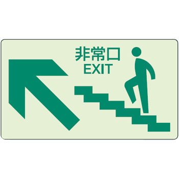 Fire Exit Stickers