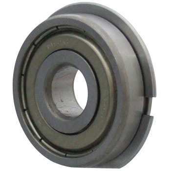 Deep Groove Ball Bearing 6200 ZZ with Retaining Ring