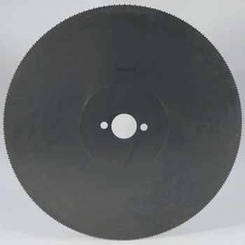 HSS metal saw (for common steel)