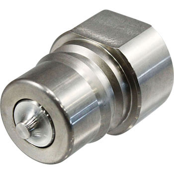 Coupler for High Pressure Plug