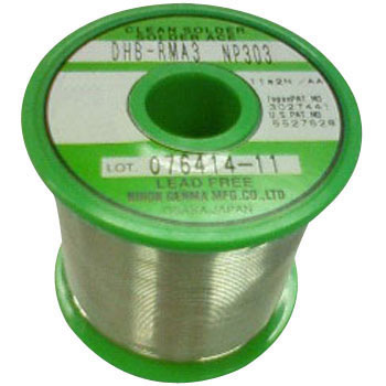 Tin included solder solder ace DHB-RMA 3
