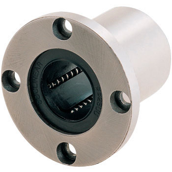 Linear Bush Round Flange Type