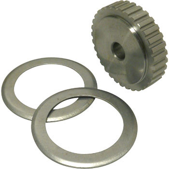 K timing pulley hole hole product XL037 type AF type