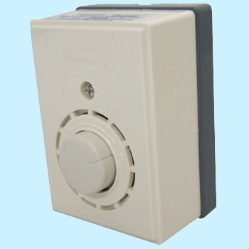 Square-Shaped Volume Control Buzzer