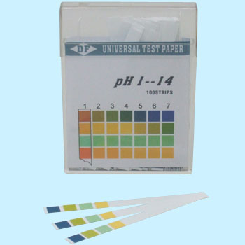 pH Test Strip, Stick Type