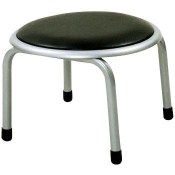 Pipe Round Chair, Low Floor Type