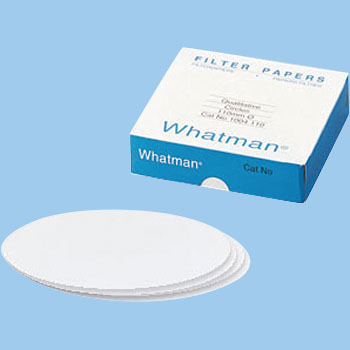 Qualitative filter paper No. 4 (circle)