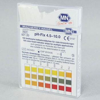 Stick/Ph Litmus Paper, Ph-Fix
