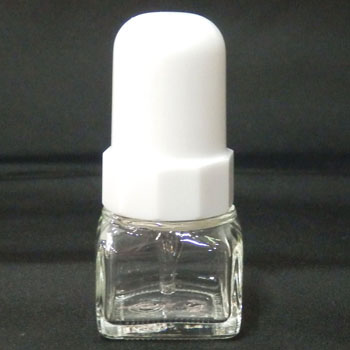 Dropper Bottle, Squareuare Type