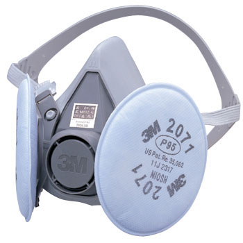 Dust Mask 6000 2071-RL2