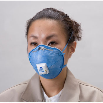 Disposable Dust Mask, DS2
