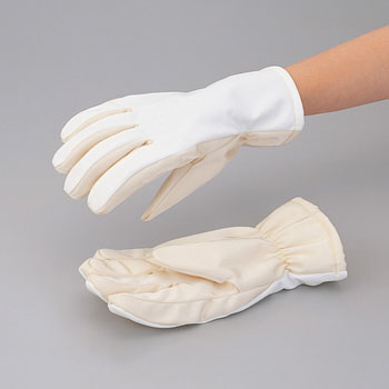 The Heat-Resistant Glove For Clean Rooms