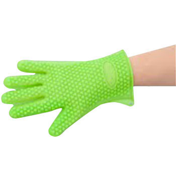 Silicon Heat Resistant Gloves.5 Finger Type
