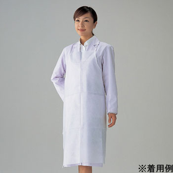 Disposable Apron, PP Nonwoven Fabric