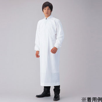 Solvent resistant apron (cooking-type)