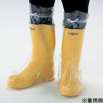 Disposable Boots Cover, PE