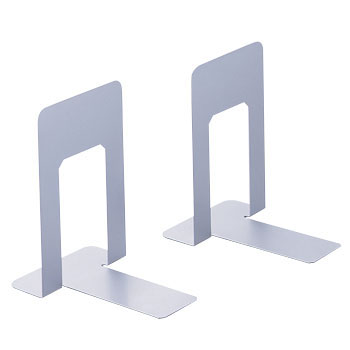 CR Bookend, Stainless
