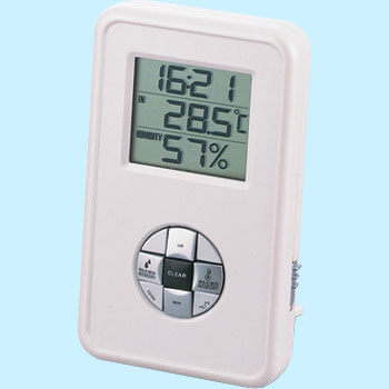 DIGITAL THERMO-HYGROMETER