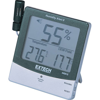 Thermo Hygrometer, Dew Point Temperature Display