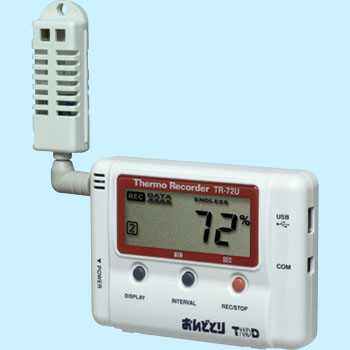 Thermohygrometer Recorder