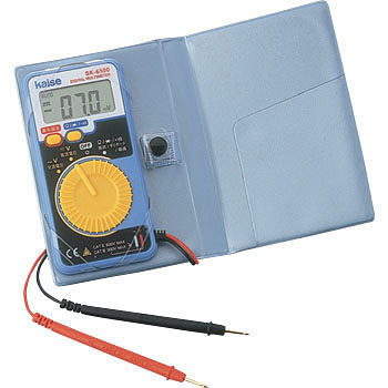 Card Digital Meter