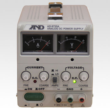 DC Stabilized Power Supply
