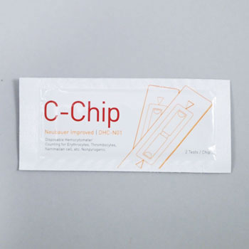 Disposable Hemocytometer C-Chip