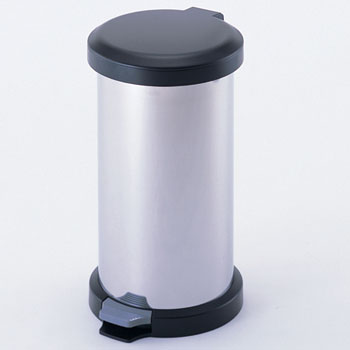 Sealed Trash Bin, Treadle