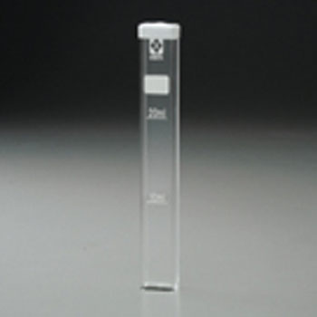 20ML square test tube for residual chlorine Instrument