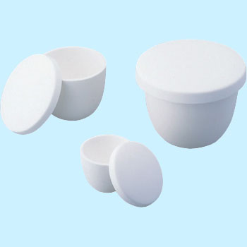 Alumina Crucibles, Main Body