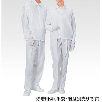 Dust Free Garment AS249C, Unisex Pants, CL10000