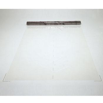 Блок перфорации бумаги