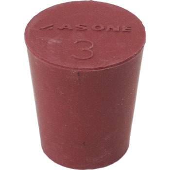 Red Rubber Plug