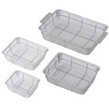 Stainless Steel Mesh Container