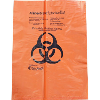 Autoclave Bag, Sterilization Sign