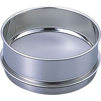 Stainless Steel Sieve for 200phi x 60 Option
