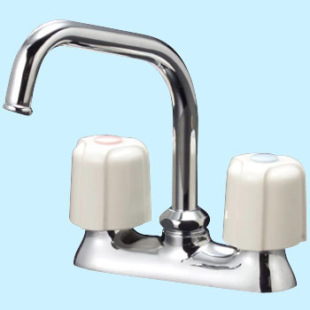 Two-Handle Mixing Faucet