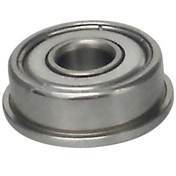 Stainless Miniature Bearing Zz Flange Type No. 620 Stand