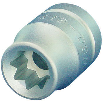 19.0sq Superslim Inner Nut Socket