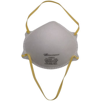 N95 Mask, Cup Type