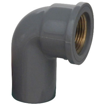 TS Water Supply for Tap Elbow, With Insert