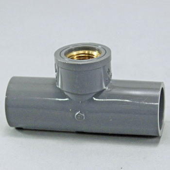 TS Water Supply for Tap Tee, With Insert