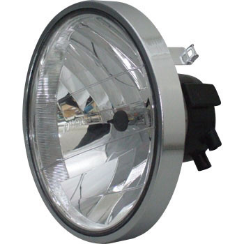 Multi Reflector Head Lamp