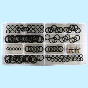 For Denso, Zexel Air Conditioner O Ring Set