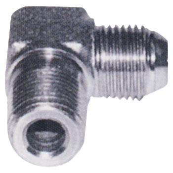 SR-33GN NPT Elbow Adapter